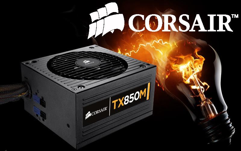 Corsair TX850M PSU