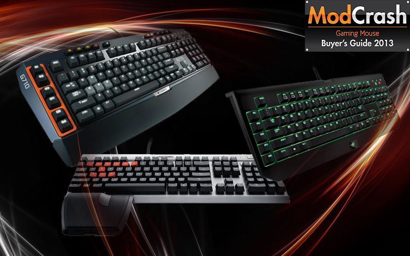 Mechanical Keyboard Buyers Guide