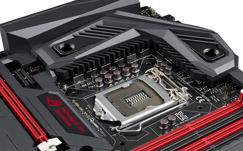 ASUS Maximus VI ROG Z87 Motherboard