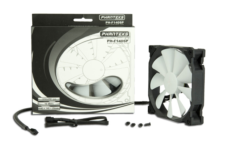 Phanteks PH-F140SP Static Pressure Fan