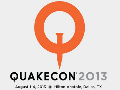 Quakecon 2013 Schedule