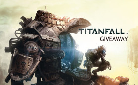 ModCrash Titanfall Twitter Giveaway