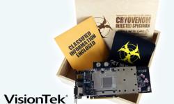 VisionTek CryoVenom R9 290 GPU