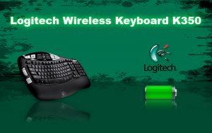 Logitech K350 Wireless Keyboard Review - Mod Crash
